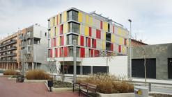 Conjunto habitacional em Granollers / ONL Arquitectura