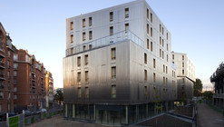 Irene Joliot Curie Residences / DATA [Architectes]