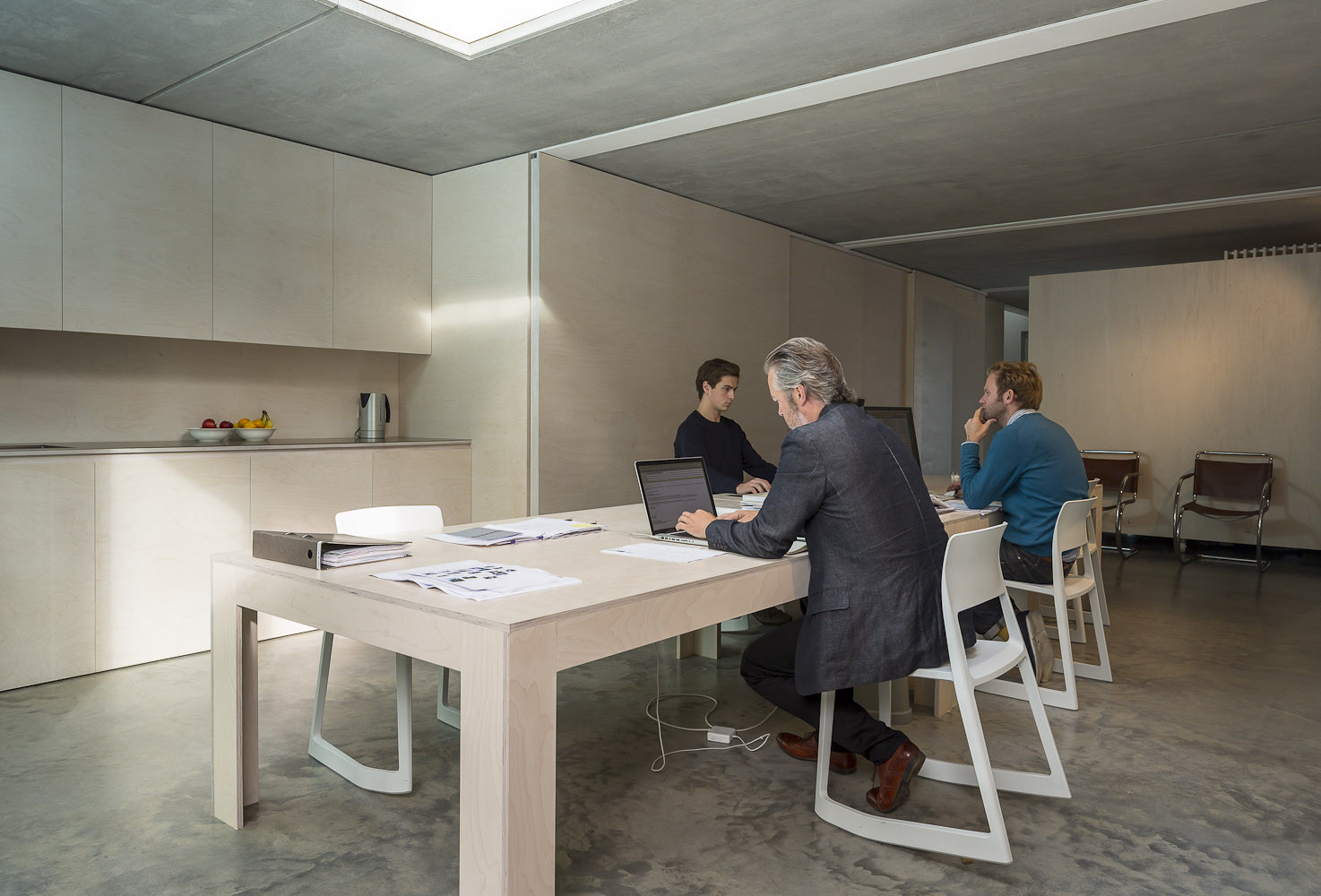 Slip House / Carl Turner Architects