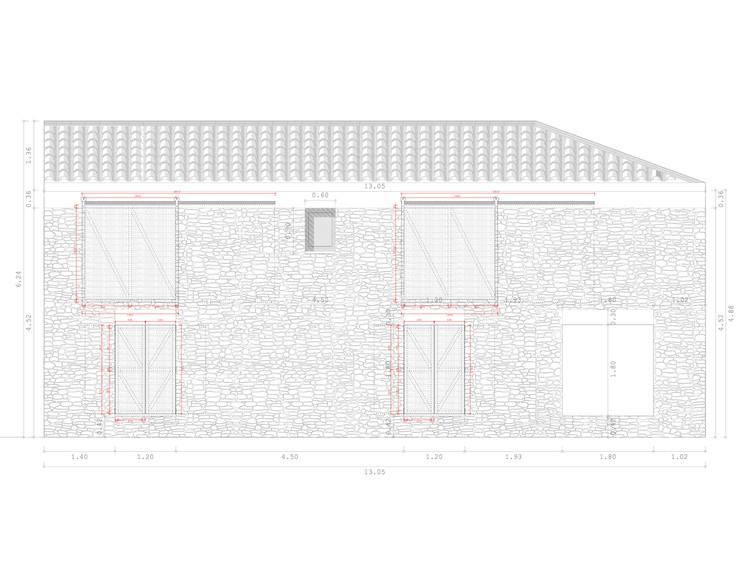 Casa tmolo pyo arquitectos archdaily brasil - Cm arquitectos ...