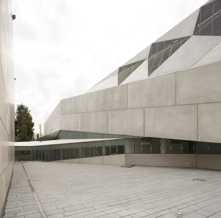 Museu de Arte em Tel Aviv  / Preston Scott Cohen, Courtesia Preston Scott Cohen