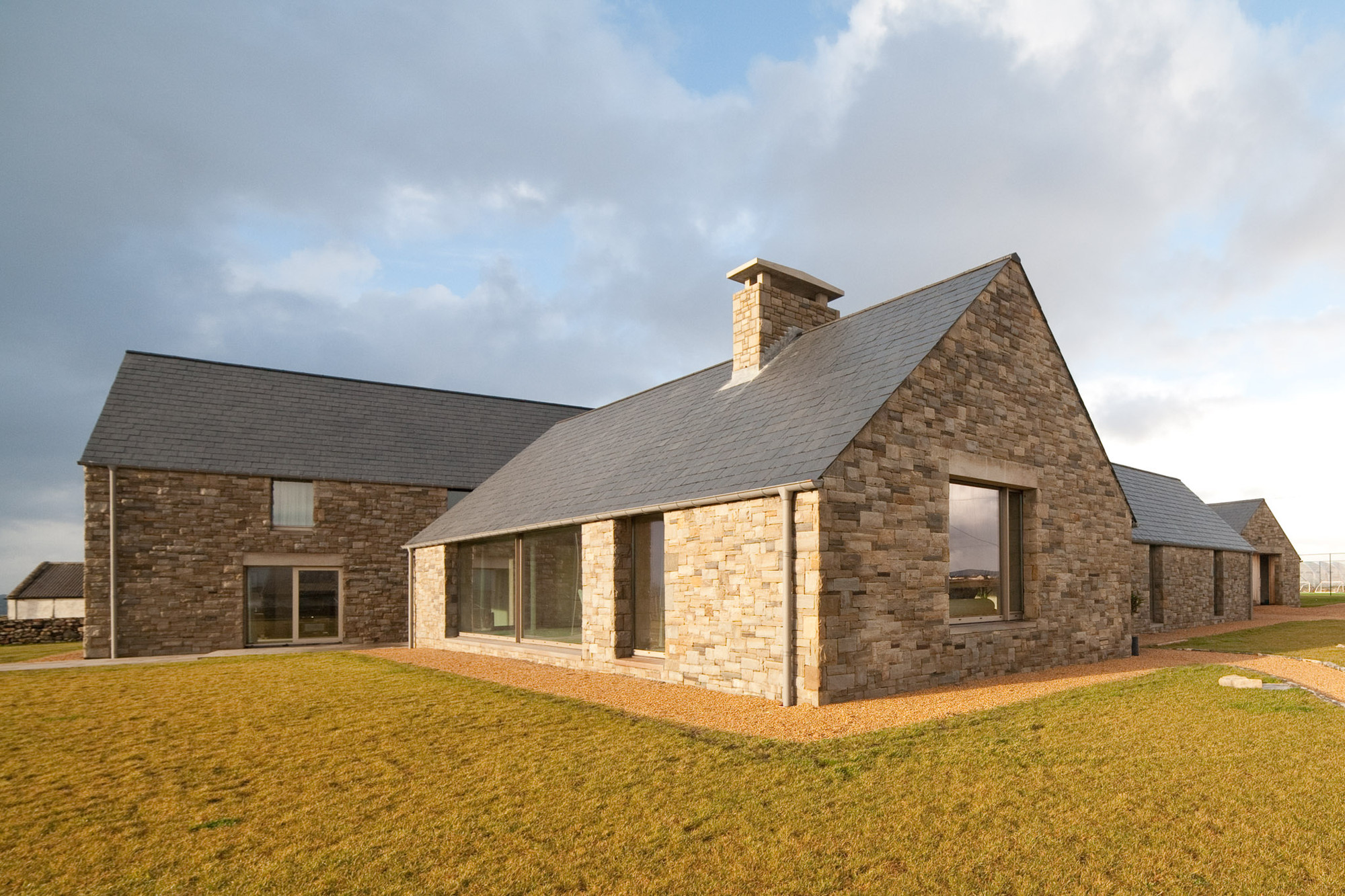 House in Blacksod Bay / Tierney Haines Architects, © Stephen Tierney