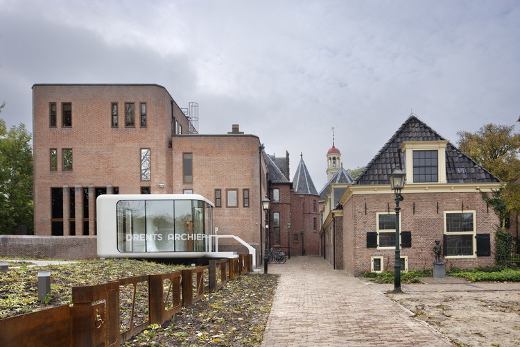 Drents Archive / Zecc Architecten, © Cornbread Works