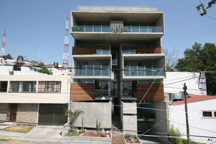 Edificio Tecamachalco / RP Arquitectos, Cortesía de RP Arquitectos