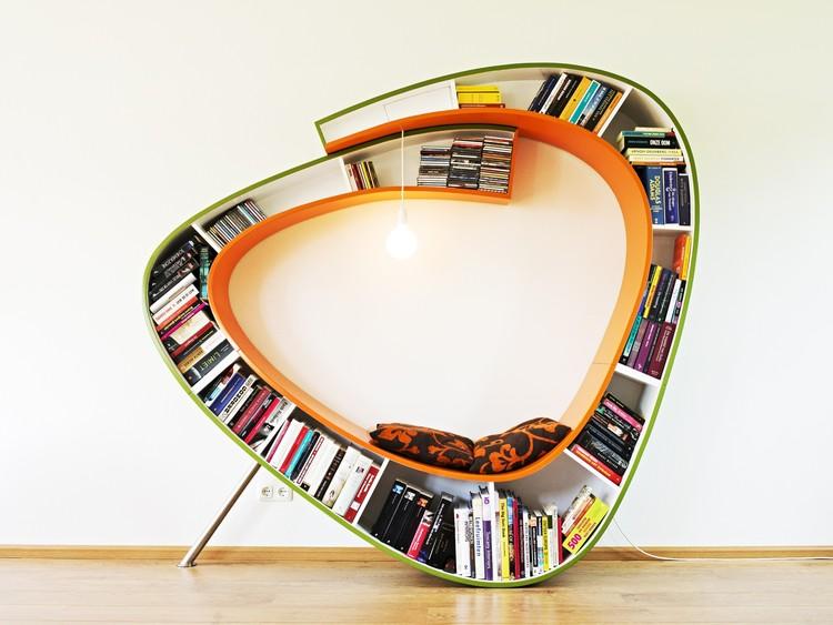 Bookworm / Atelier 010, © Caren Huygelen