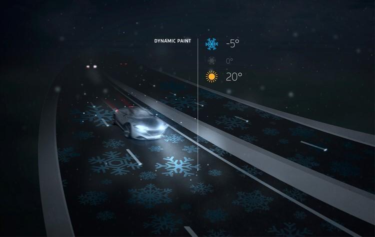 Escritório holandês ganha o Best Future Concept com o projeto Smart Highways, Cortesia de Studio Roosegaarde