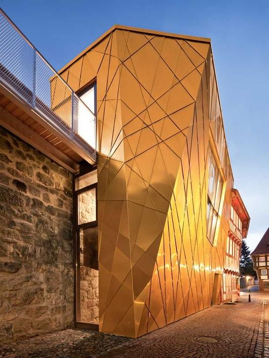 Museo Histórico / Gnädinger Architekten, © Markus Hattwig