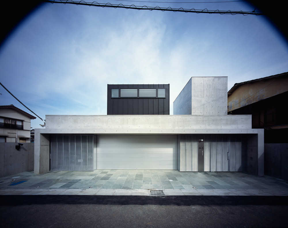 Gallery Of Square Skylight House Nks Architects 1