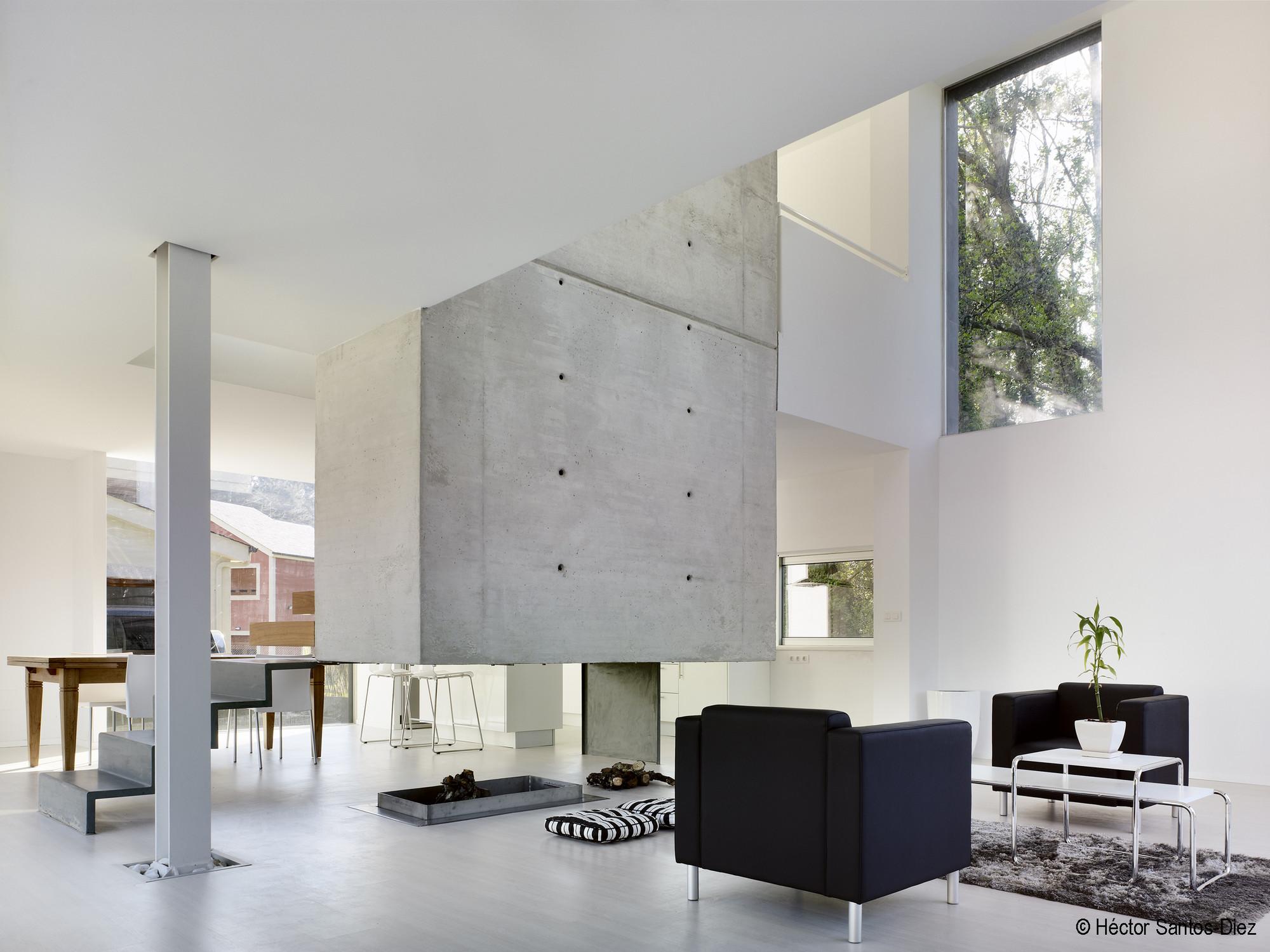 gallery of eins house scar pedr s 7. Black Bedroom Furniture Sets. Home Design Ideas