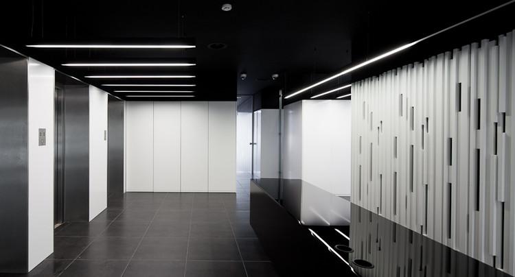 Escritório do Departamento Financeiro da C.M. de Cascais / Jorge Mealha, © João Morgado
