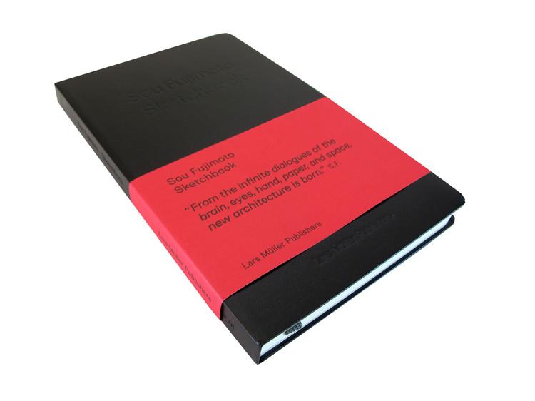 Sou Fujimoto: Sketchbook, Cortesia de Lars Müller Publishers
