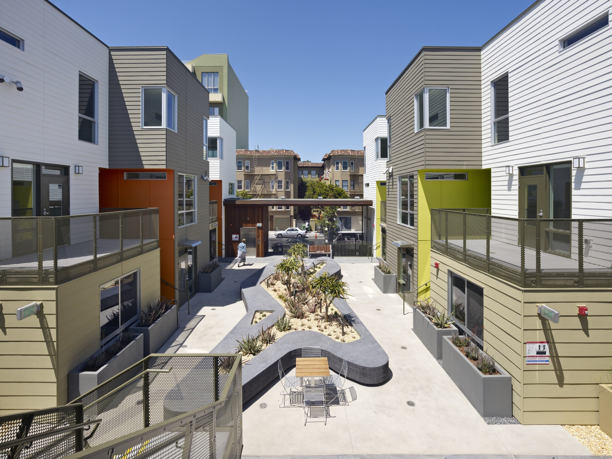 Used Cabinets For Sale >> Fillmore Park / David Baker + Partners Architects | ArchDaily