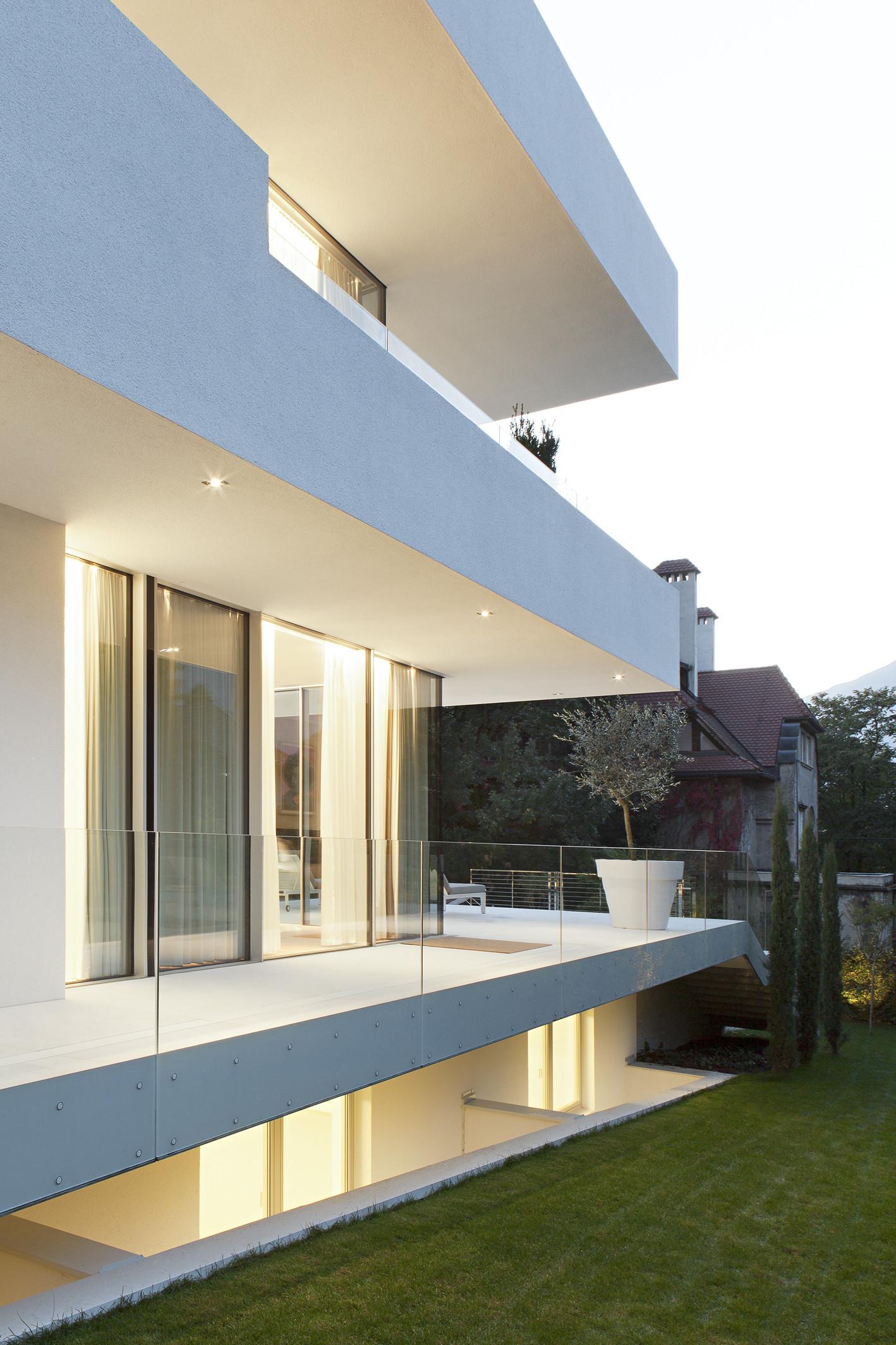 Galer a de casa m monovolume architecture design 10 for Kuchenzeile 3 40 m