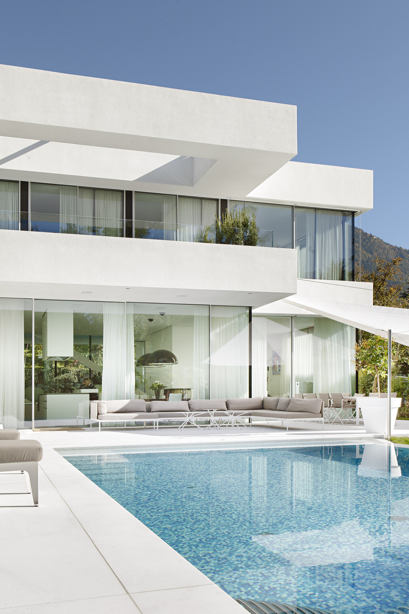 Gallery Of House M Monovolume Architecture Design 12