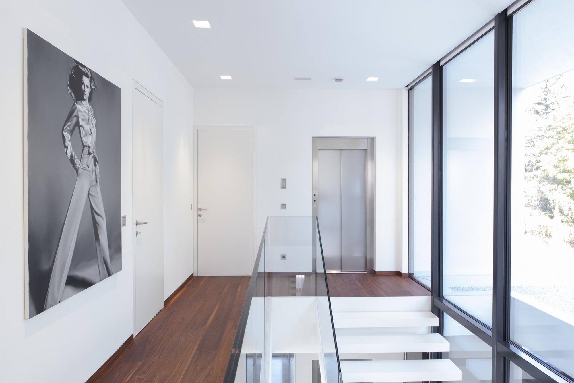 Galer a de casa m monovolume architecture design 30 for Wohnwand 2 50 m