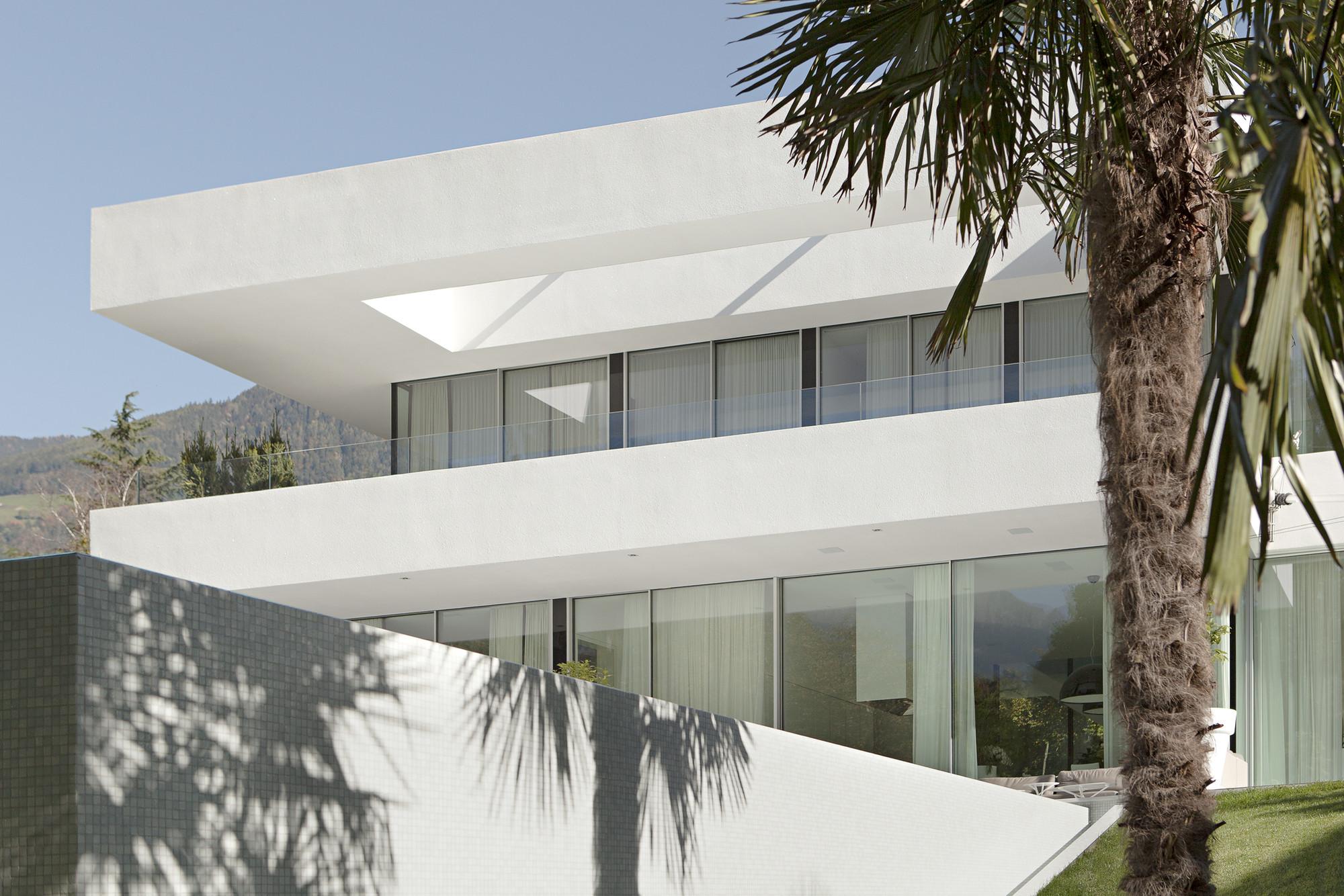 Galer a de casa m monovolume architecture design 36 - Pneu 3 50 8 ...