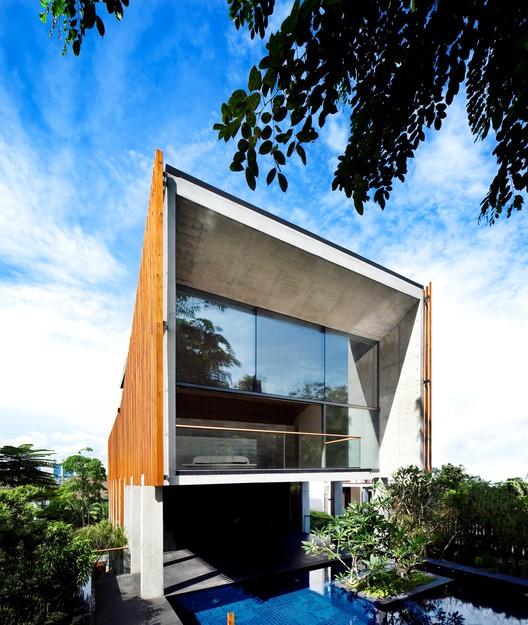 Sentosa House / Nicholas Burns, © Archinesia