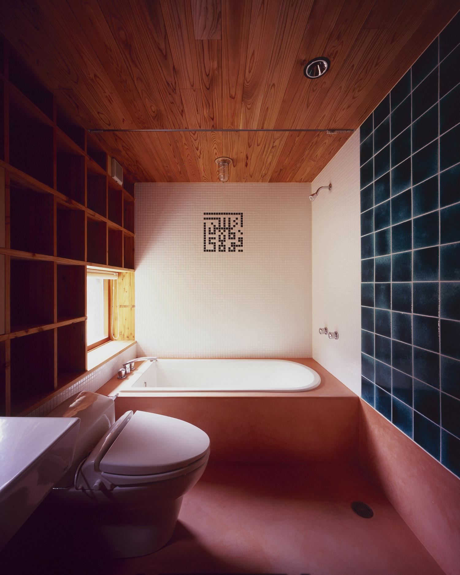 Gallery of shelf pod kazuya morita architecture studio 9 for Bathroom e pod mara