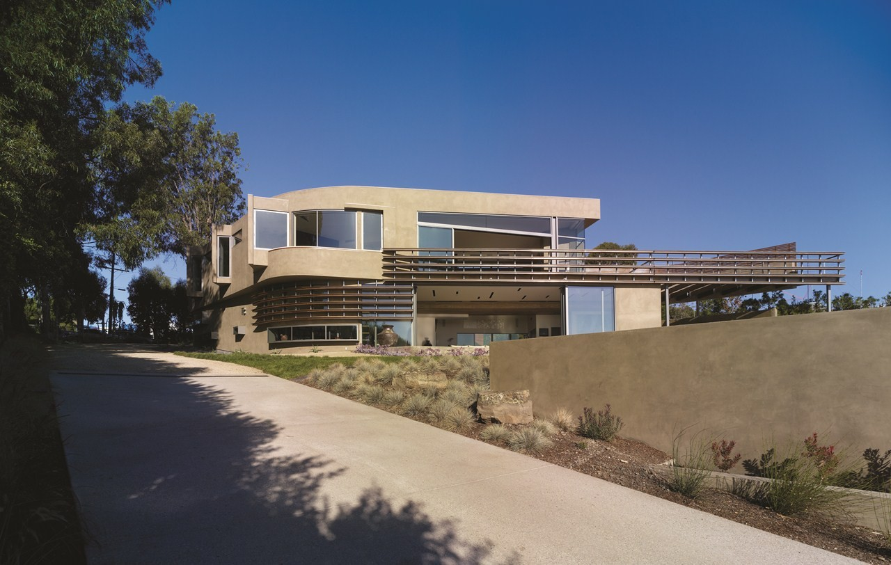 Point Dume Residence / Griffin Enright Architects, © Benny Chan