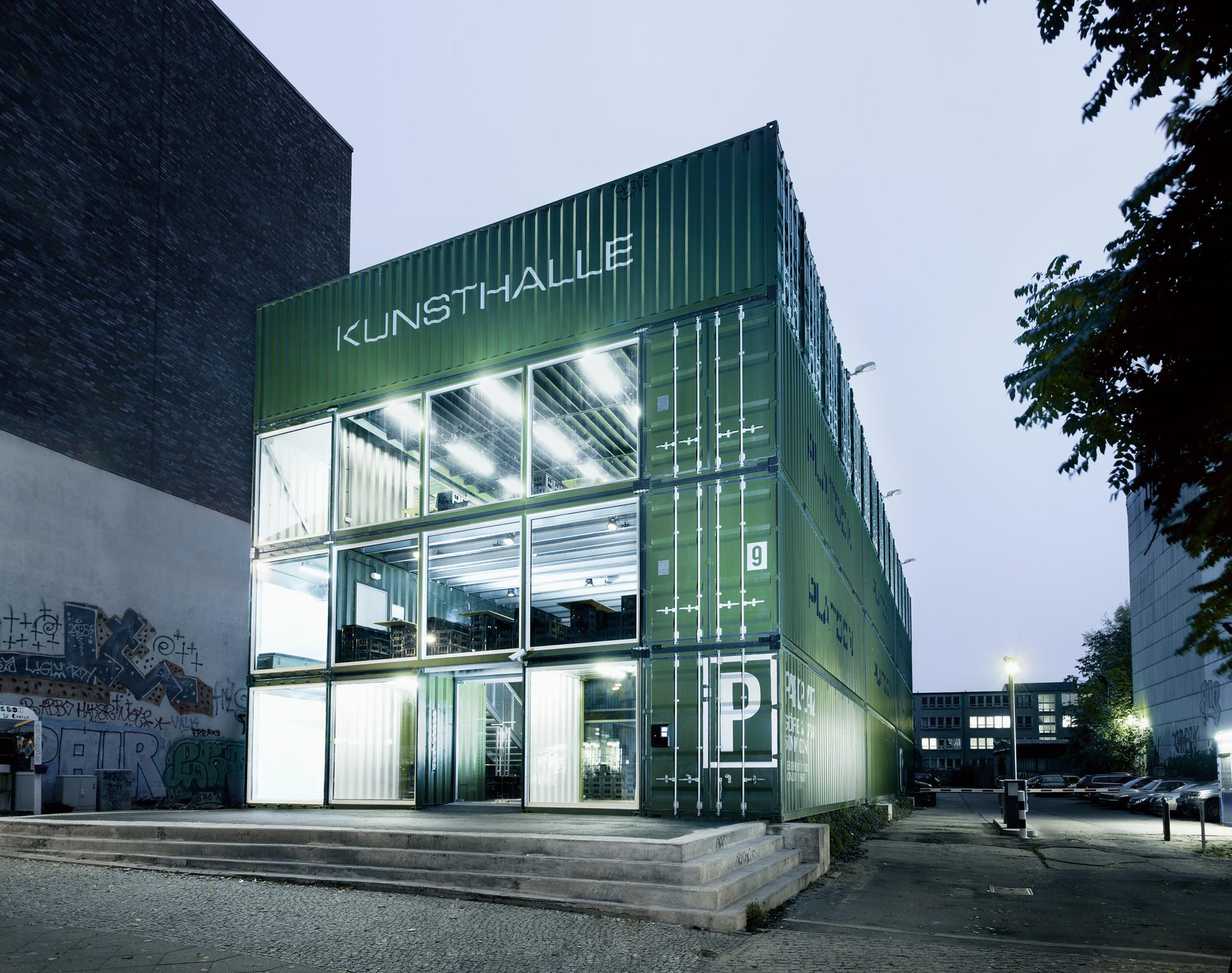 Platoon Kunsthalle Berlin / Platoon Cultural Development, Courtesy of Platoon Kunsthalle Berlin