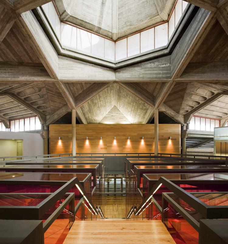 Vinícola Olarra / IA+B Arkitektura Taldea, © Aitor Ortiz