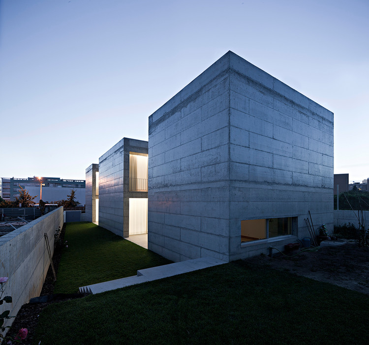 House In Moreira / Phyd Arquitectura, © Javier Callejas