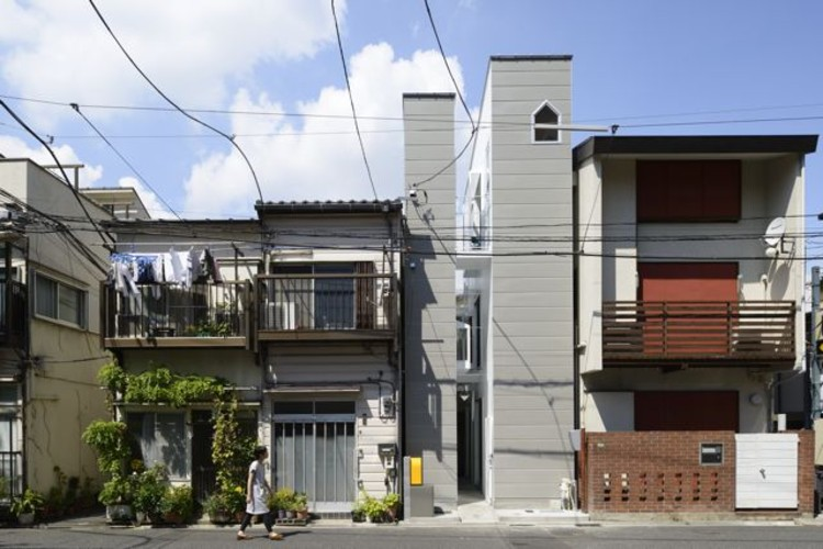 A Life With Large Opening / ON design partners, © Ikunori Yamamoto