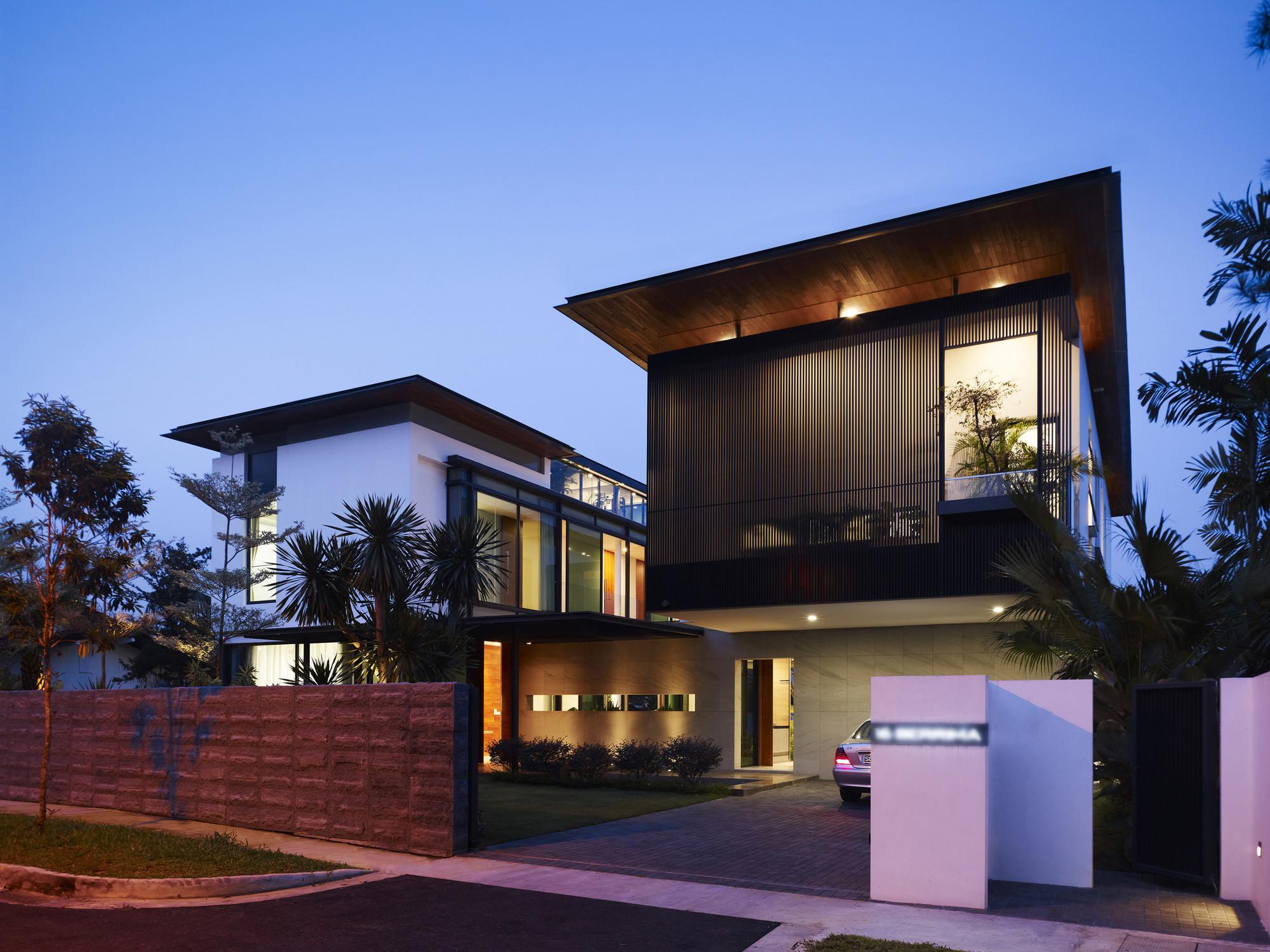 Berrima House Park Associates Archdaily