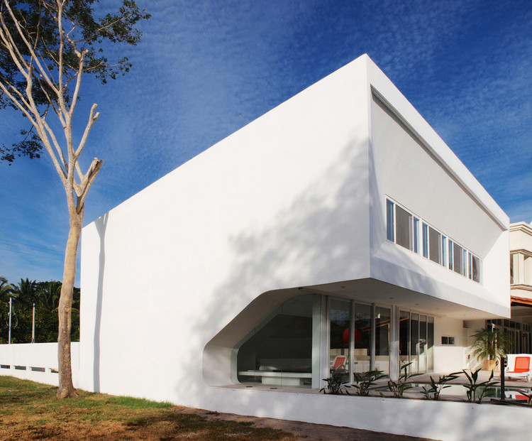 Casa Periscopio / PRAUD, Cortesía de PRAUD
