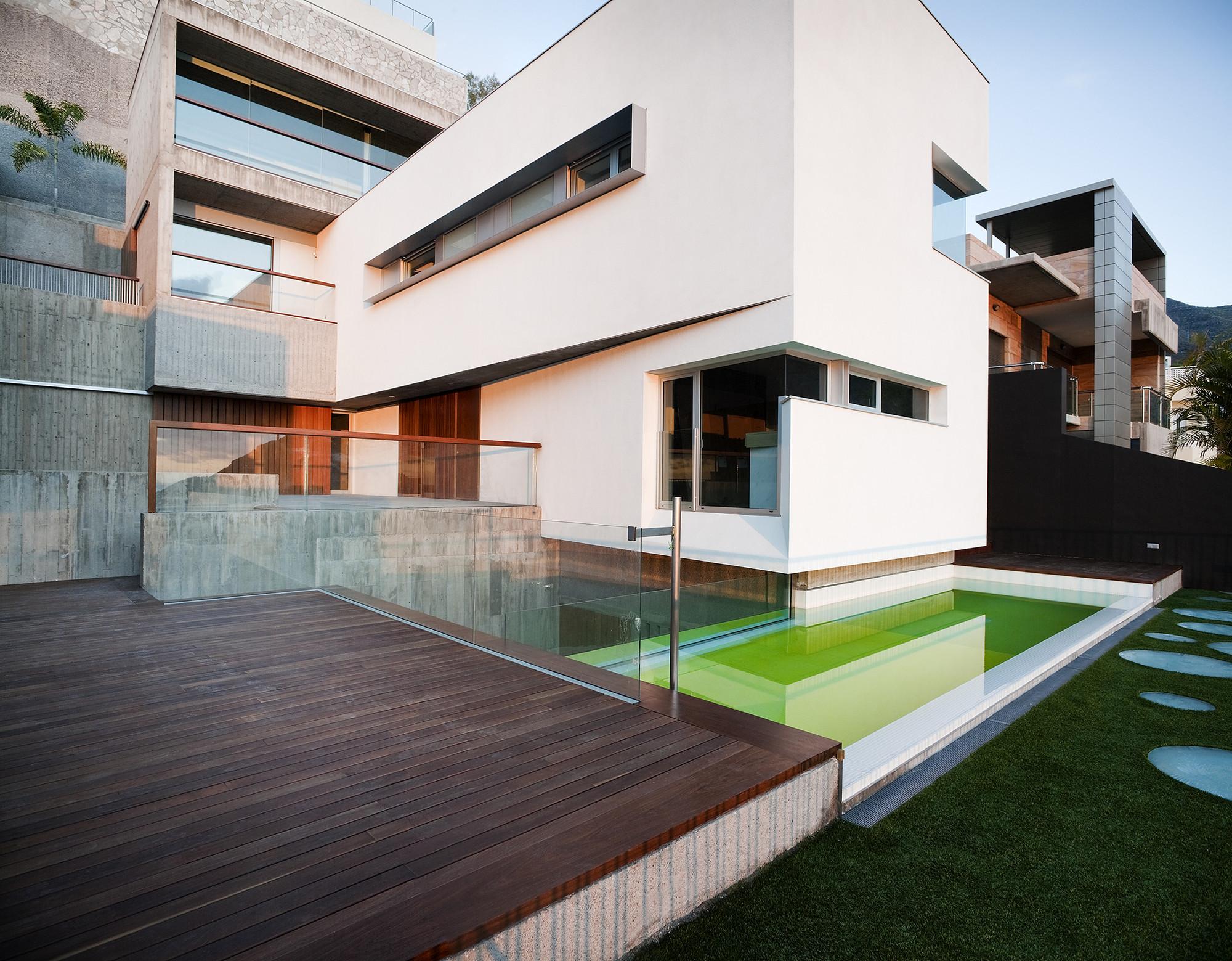 Casa J&E / Equipo Olivares Arquitectos, © José Oller