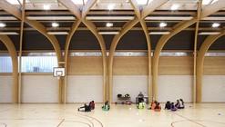 Gimnasio Régis Racine / Atelier d'Architecture Alexandre Dreyssé