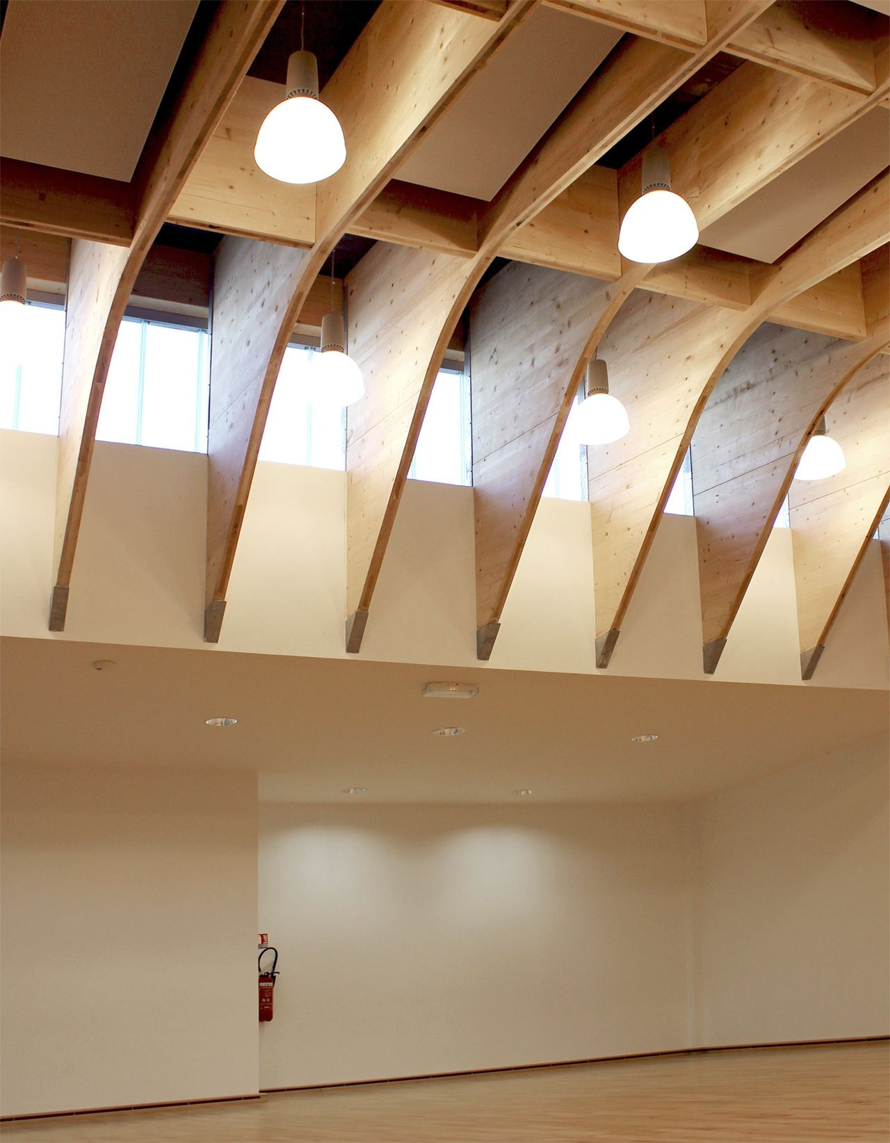 Atelier D Architecture Alexandre Dreyssé gallery of gymnasium régis racine / atelier d'architecture