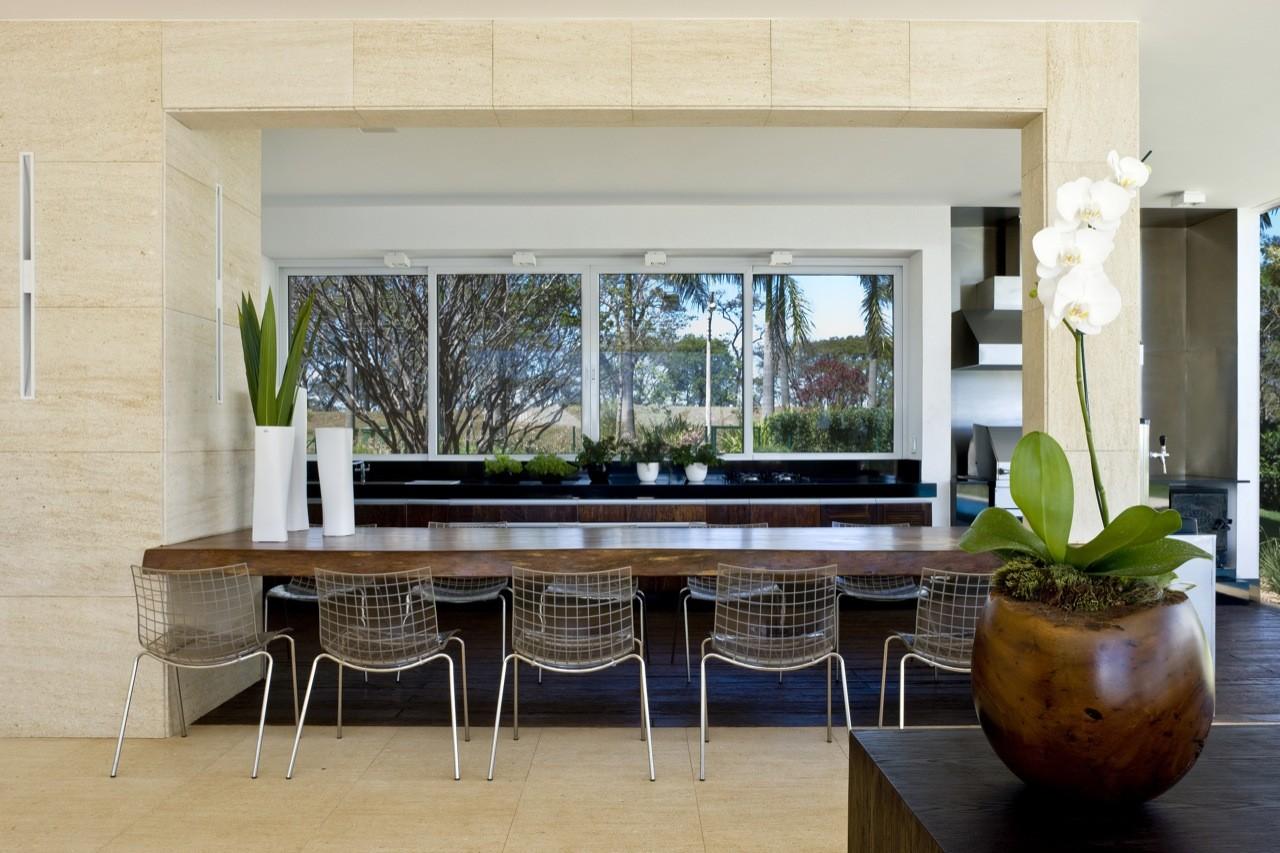 Galeria de urban country house consuelo jorge arquitetos - Ambientador natural para casa ...