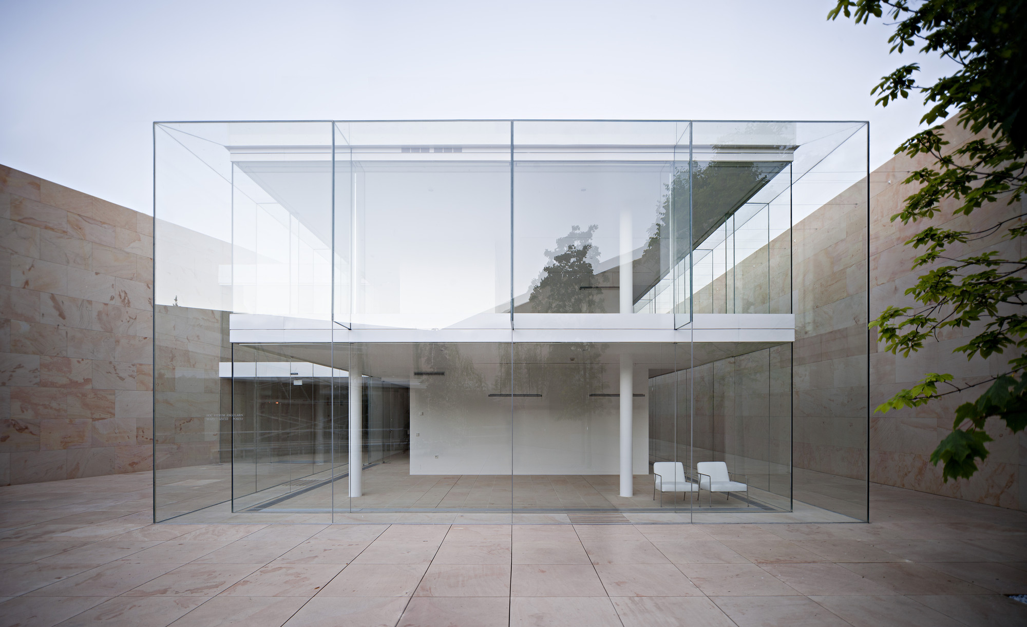 Gallery of zamora offices alberto campo baeza 6 - Campo baeza obras ...