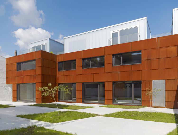 Apartments BUSO / dmvA Architecten, © Frederik Vercruysse