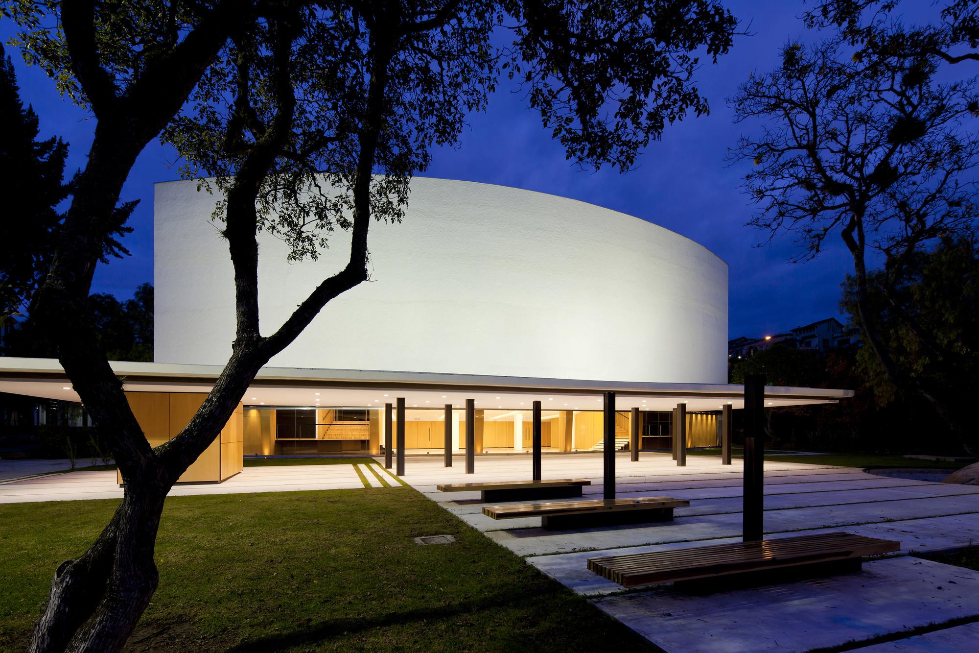 Teatro Universitario Carlos Cueva Tamariz / Javier Durán, © Sebastian Crespo