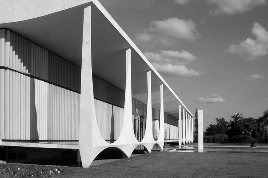 Cl sicos de arquitectura pal cio da alvorada oscar - Arquitecto de brasilia ...