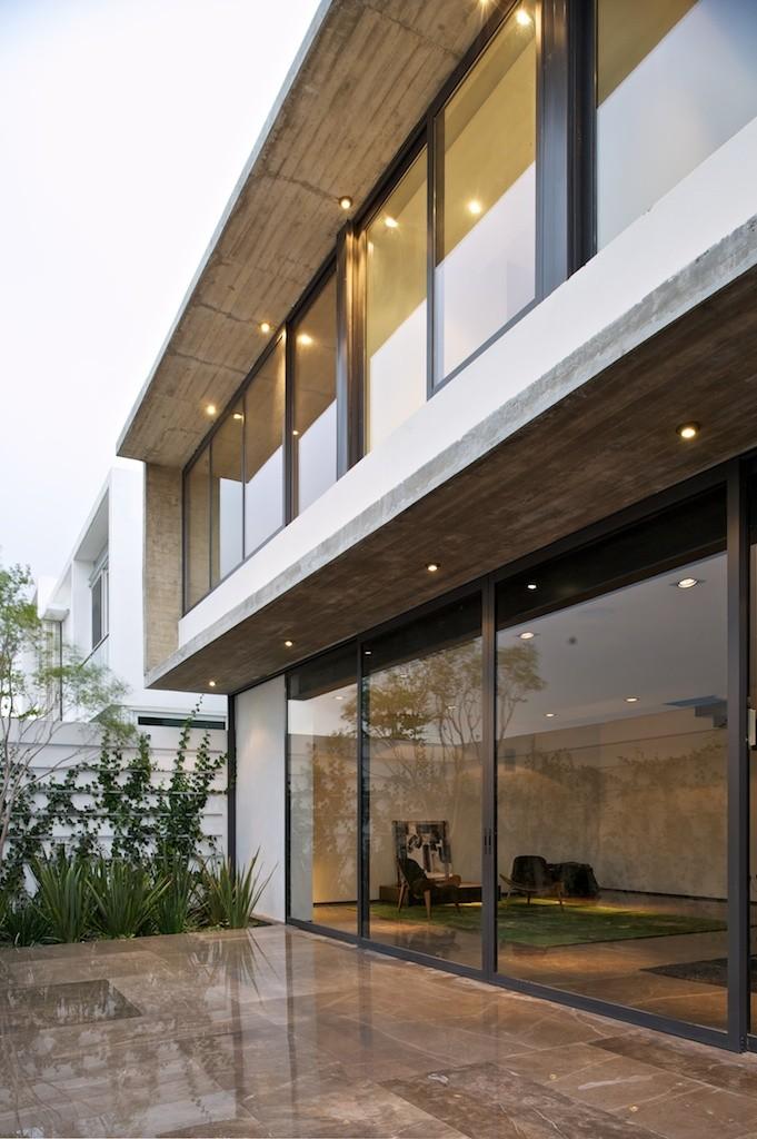 galer a de casa x agraz arquitectos 3. Black Bedroom Furniture Sets. Home Design Ideas