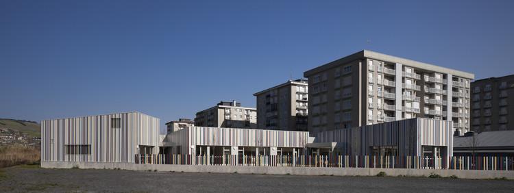 Escola Infaltil em Zarautz / Ignacio Quemada Arquitectos, © Alejo Bagué