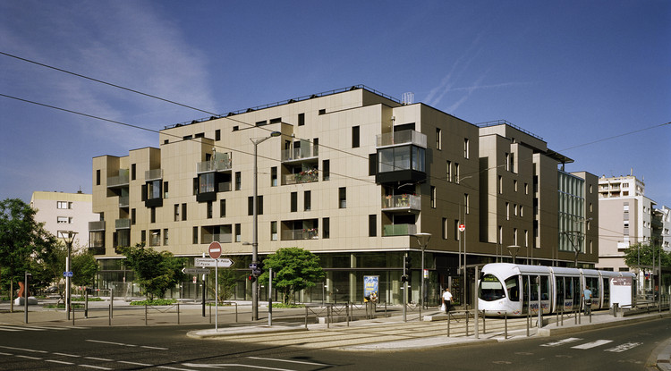 62 Housing Units In The Mozart ZAC / Tectoniques Architects, © Renaud Araud