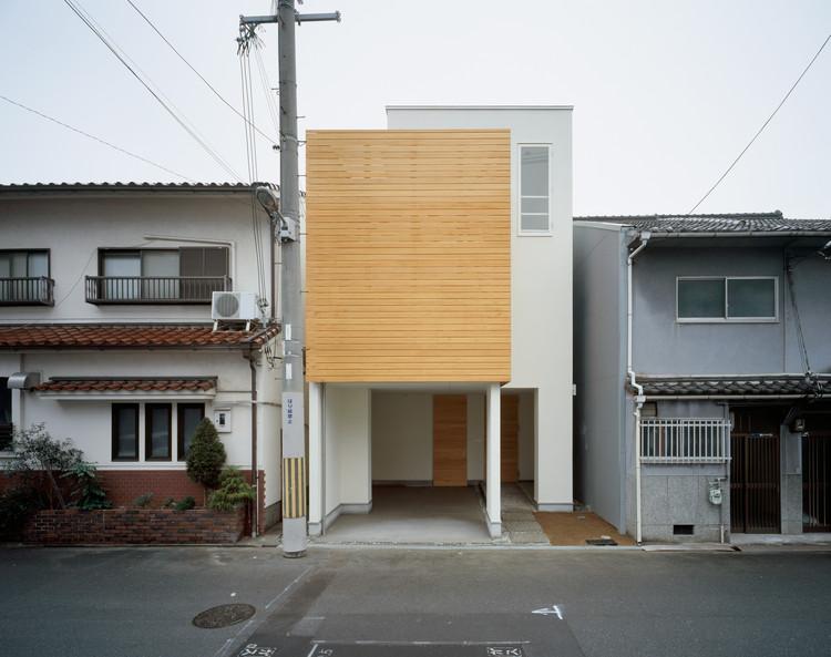 House F / Ido, Kenji Architectural Studio, © Takumi Ota