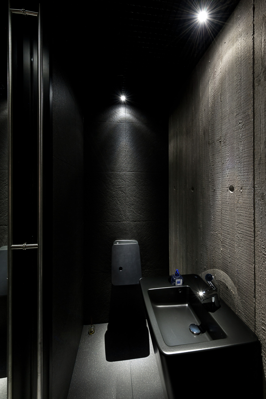 Interior Design White And Gray Modern Kitchen Bath