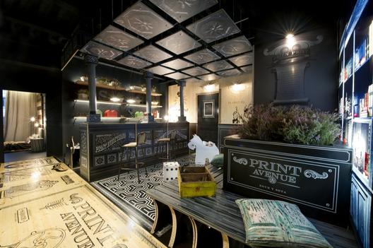 Print avenue egue y seta plataforma arquitectura - Boutique avenue victor hugo ...