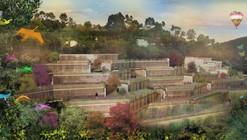 Les Portes del Collserola / Nabito Architects + Guausa y Raveaux + Actar Arquitectura