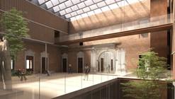 Tercer Lugar Concurso Puesta en Valor y Recuperación del Monumento Nacional Palacio Pereira / Cristian Undurraga