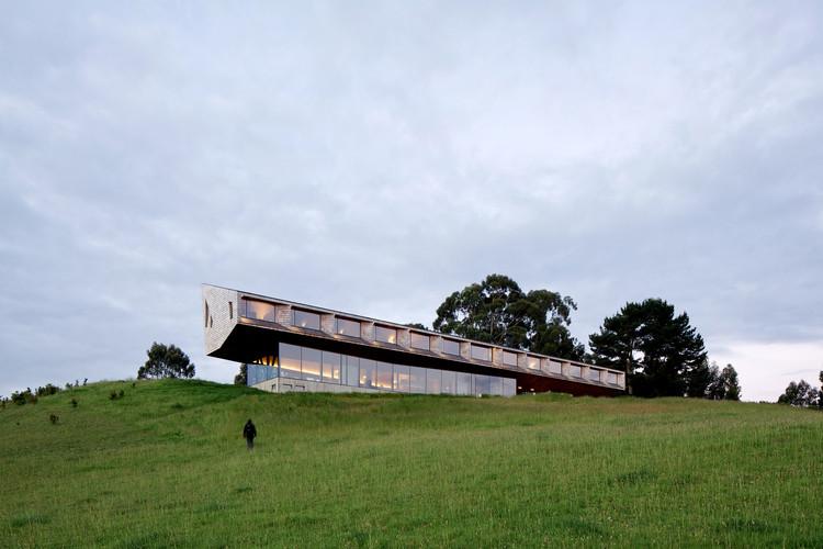 Refugia Hotel / Mobil Arquitectos, © Nico Saieh
