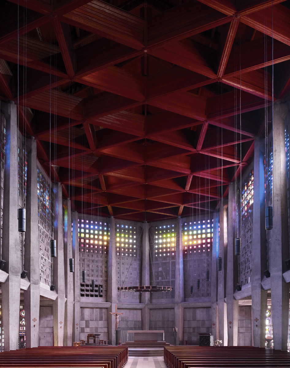Photography Mid Century Modern Churches By Fabrice Fouillet Archdaily