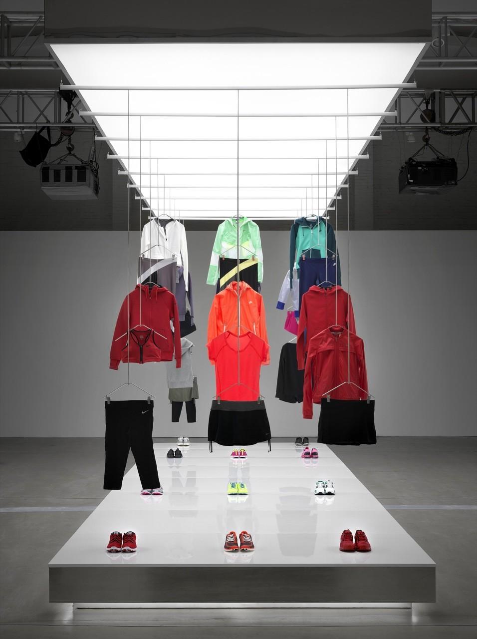 Nike Store Interior Design