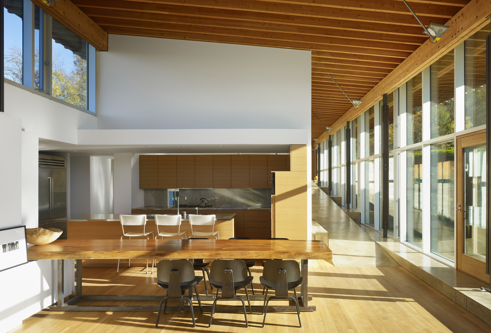 Gallery of meadow house ian macdonald architect 5 for Meadow house