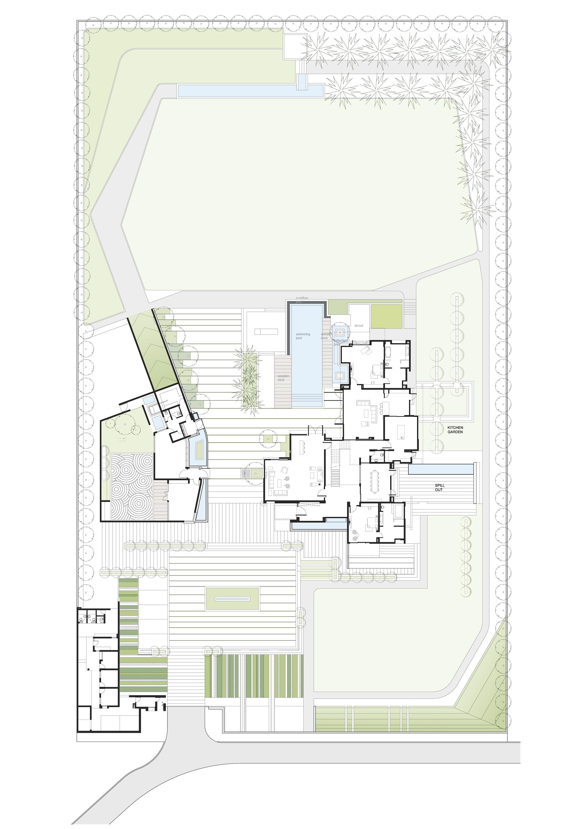 Gallery of f3 farmhouse dada partners 19 - New farmhouse plans set ...